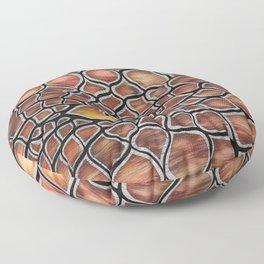 Smolder Dragon Floor Pillow