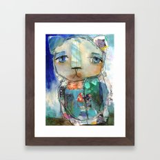 Everything Will Be Alright Framed Art Print