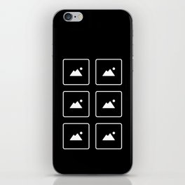 gallery iPhone Skin