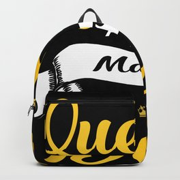 Queens are born in March 1966 Backpack