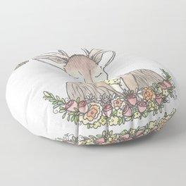 Mr. Deer Floor Pillow