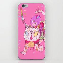 Maneki iPhone Skin