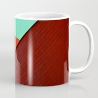 office Mugs featuring BOX OFFICE by DANIEL COULMANN