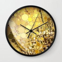 Kringles Art Gerbera Wall Clock
