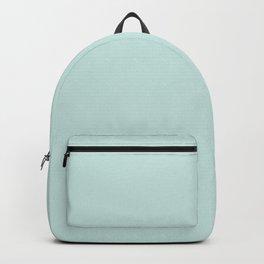 Pastel Blue Art Backpack