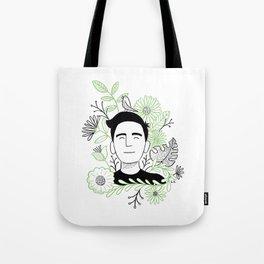 Nature Boy Tote Bag
