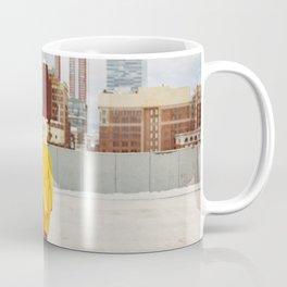 Psychedelic Blues Coffee Mug