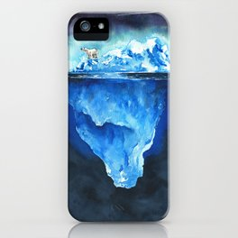I'm Used To It - Print iPhone Case