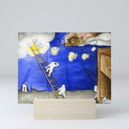 Dream Alive Mini Art Print