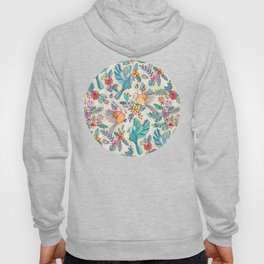 Whimsical Summer Flight Hoody