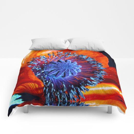 poppy dreams Comforters