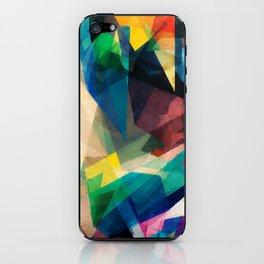 Mixed Feelings iPhone Skin