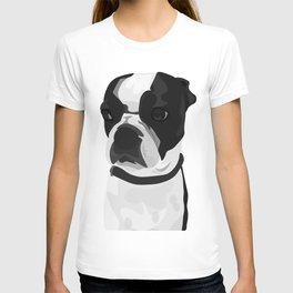 Tucker the Boston Terrier T-shirt