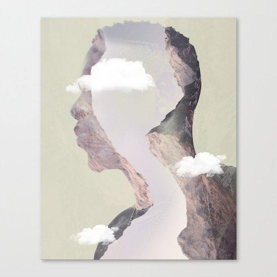 Brain Fog Canvas Print