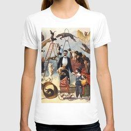 Vintage Circus poster art T-shirt
