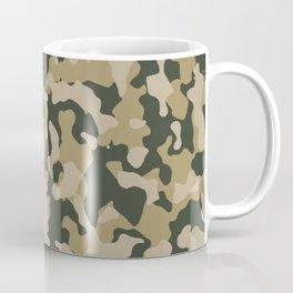 Camouflage Duffel Bag - Khaki Coffee Mug