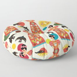 Frida Floor Pillow