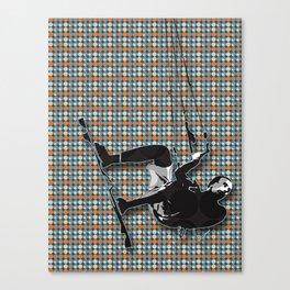 Kite Surf Canvas Print