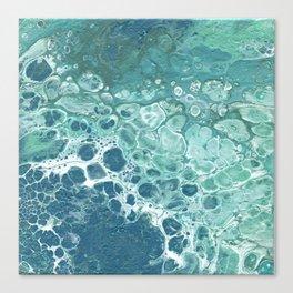 Tide Pool Canvas Print