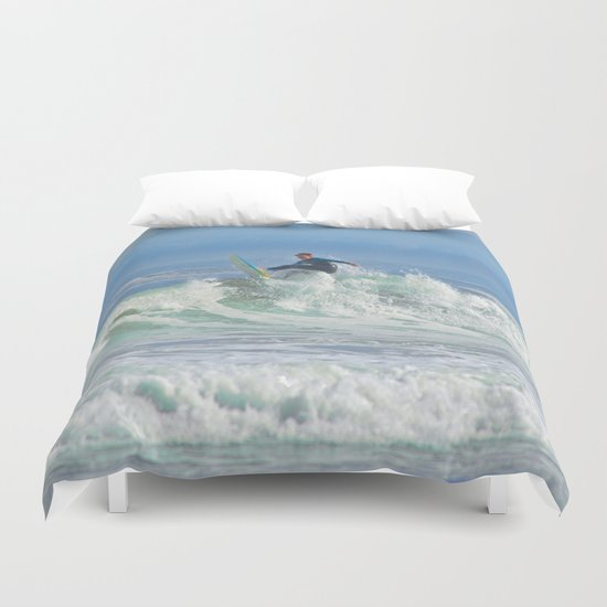 Action Fun Duvet Cover