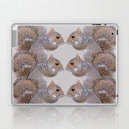 Squirrel Whispers Laptop & iPad Skin