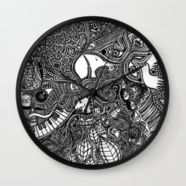 Jerome Wall Clock