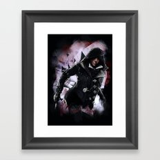 Assassin's Creed – Evie Frye Framed Art Print