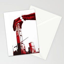 The Hong kong bay giant Stationery Cards