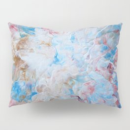 Flower In Abstract 1 Pillow Sham