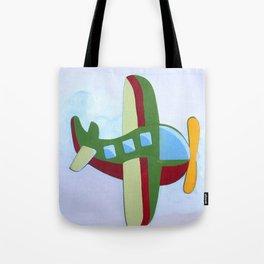 Wee Plane Tote Bag