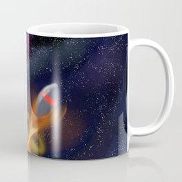 rocket fire Coffee Mug