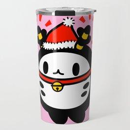 Christmas series - Bink Bink X'mas Reindeer Travel Mug