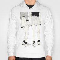 Hoodies featuring We Don't Talk About That by Kaethe Butcher