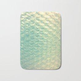 Bubble wrap Bath Mat