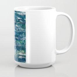 Patterned Crystals Coffee Mug