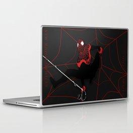 Ultimate Spider-man Miles Morales Laptop & iPad Skin