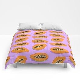 Papaya Comforters