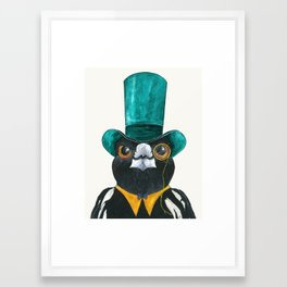 Mayor Framed Art Print