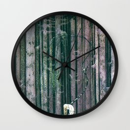 The Lost Palace And The Crying Daughter Wall Clock