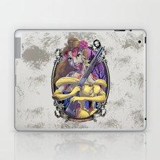 Zombie Beauty and the Beast Laptop & iPad Skin