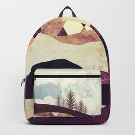 Plum Fields Backpack