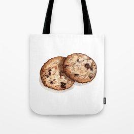 Desserts: Oatmeal Raisin Cookies Tote Bag