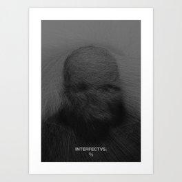 INTERFECTVS Series 2/3 Art Print