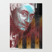 dali Canvas Prints featuring DALI by michael pfister