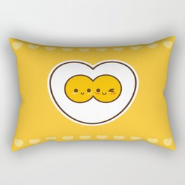 Egg Love Rectangular Pillow