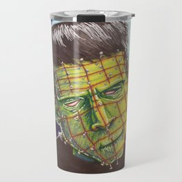 Franken-Pin Travel Mug