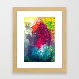Lilit Framed Art Print