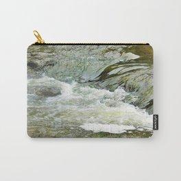 Stream, Hunua Falls, NZ Carry-All Pouch