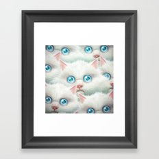 Kittehz II Framed Art Print