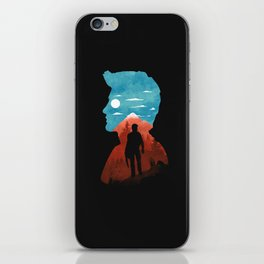 Nathan Drake iPhone Skin